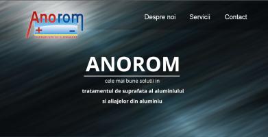 Anorom – Newsletter
