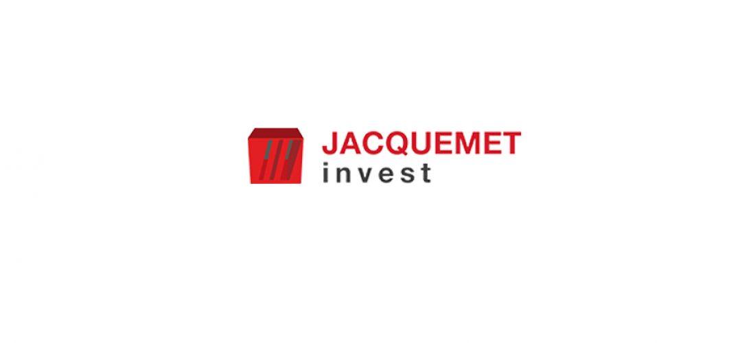 Jacquemet Invest – Design Grafic