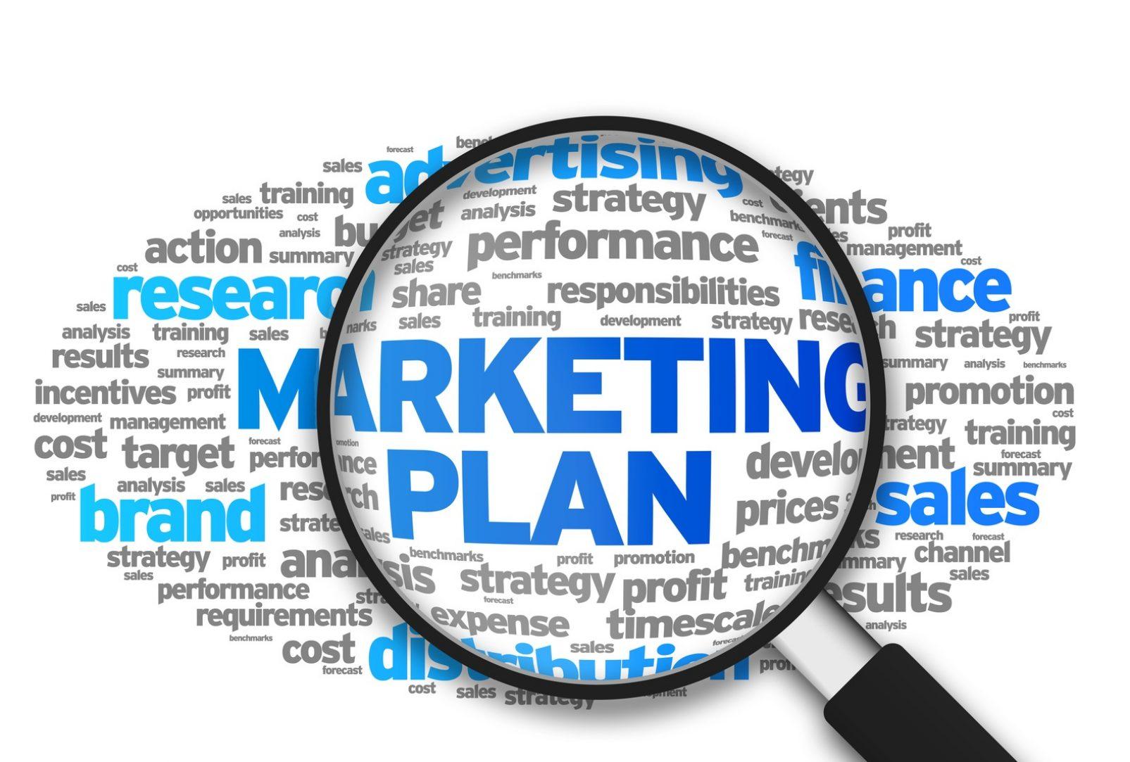 Plan De Marketing Green Roua