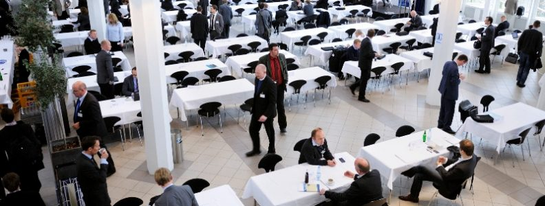 How to network efficiently at events / Automotive Industry Day