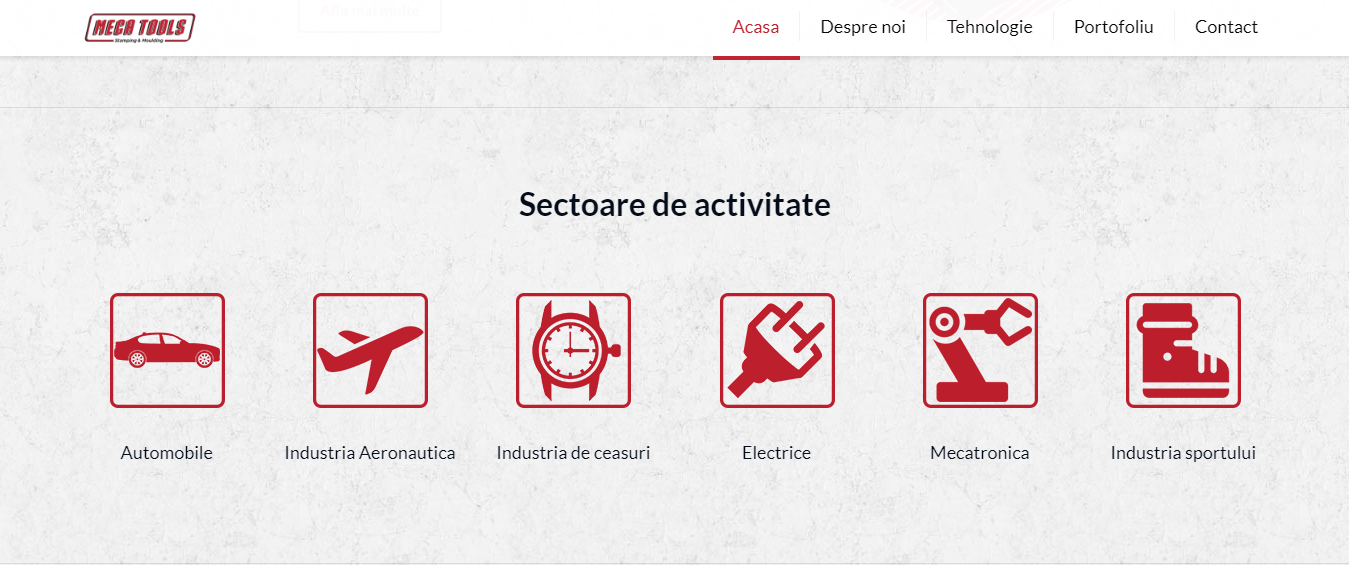 meca tools activitate