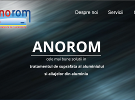 Anorom – Newsletter