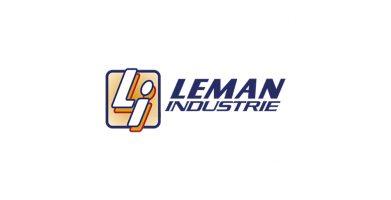 Leman Industrie – Graphic Design