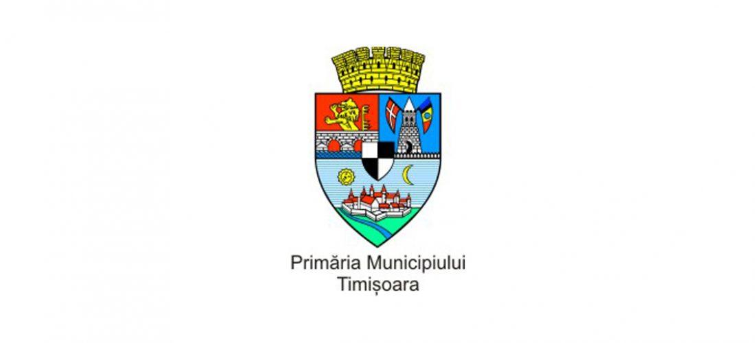 Servicii publicitate – Primaria Timisoara