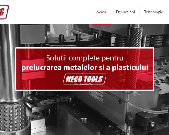 Meca Tools Website