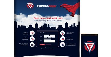 123ContactForm – CaptainForm